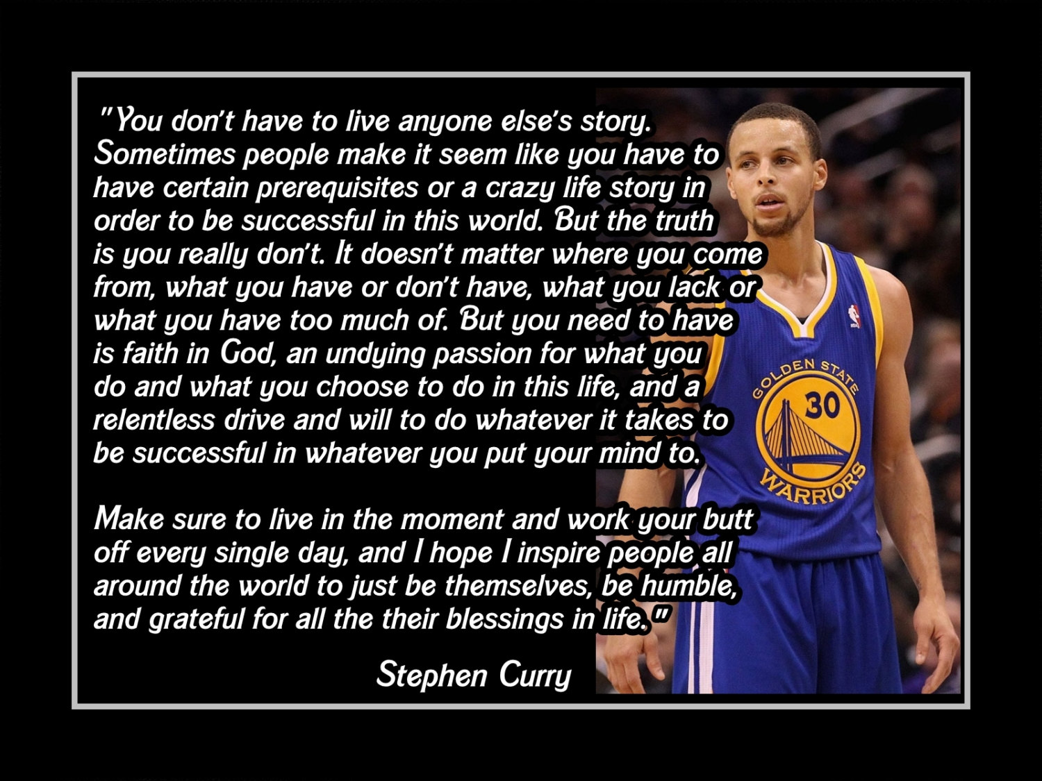 Arleyart Com Stephen Curry Basketball Inspiration Poster Coaching