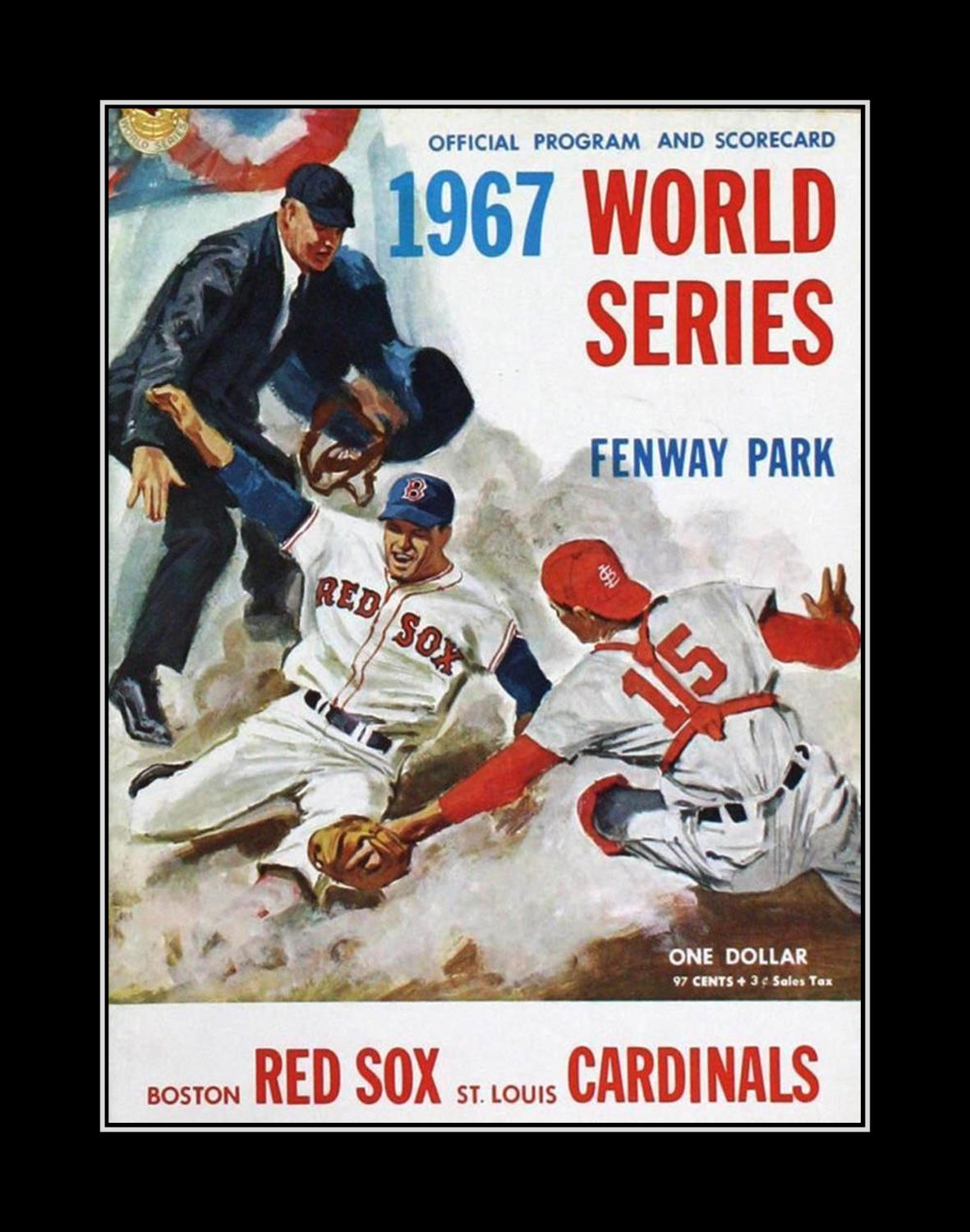 Arleyart Com Tim Mccarver 15 1967 World Series St Louis